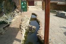 Частен обект - декоративно езеро