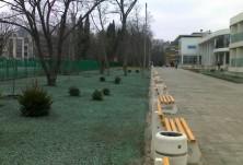 ДОЛ Радуга - СОК Камчия - озеленяване