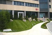 Бизнес Парк Варна  - озеленяване