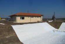 с. Смолница - противопожарен резервоар - 325 м3
