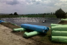с. Игнатиево - напоителене водоем 2000 м3