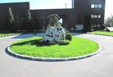 Частен обект - озеленяване