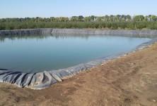 ЕКО АГРО АД - напоителен водоем 2000 м3