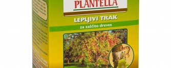 БИО ПЛАНТЕЛА Самозалепваща лента за защита на растения и дървета от вредители