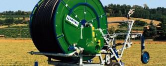 Тръбно-ролкови поливни машини - IRTEC